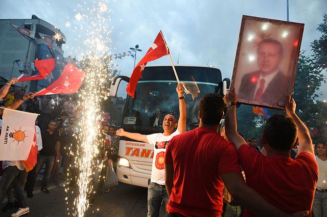 Турция президентские выборы