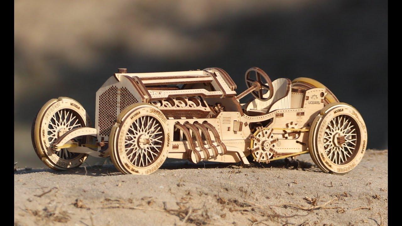 Ugears модель