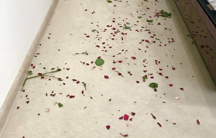 вор с розами
