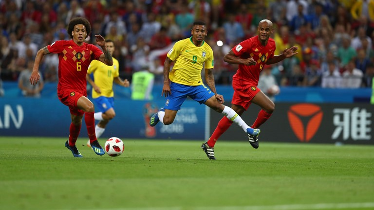 Бразилия Бельгия