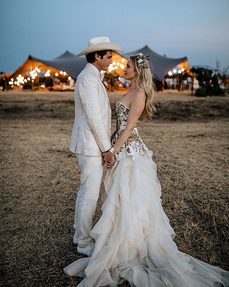 Кимбал Маск свадьба