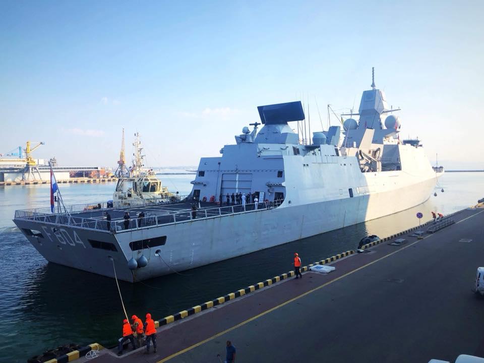 корабли Одесса