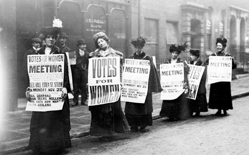 право голоса