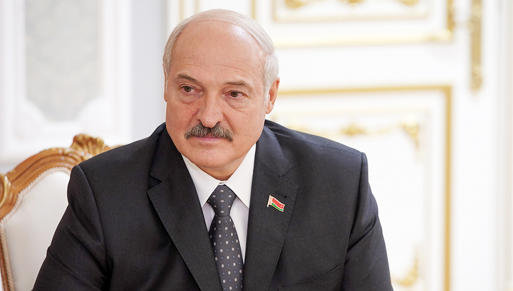 Лукашенко наградил силовиков, которые разгоняли митингующих