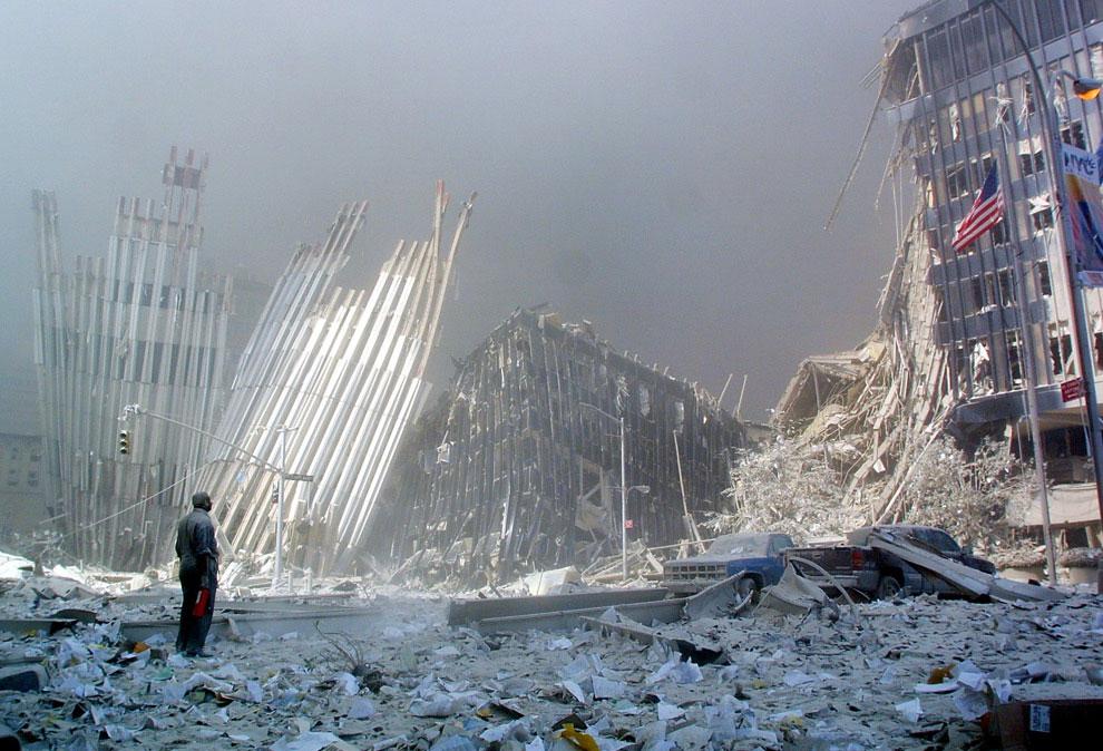 небоскребы демонтаж