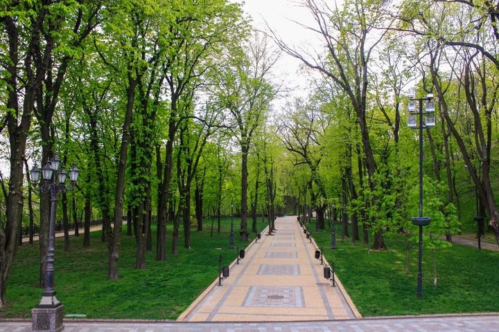 парк Киева