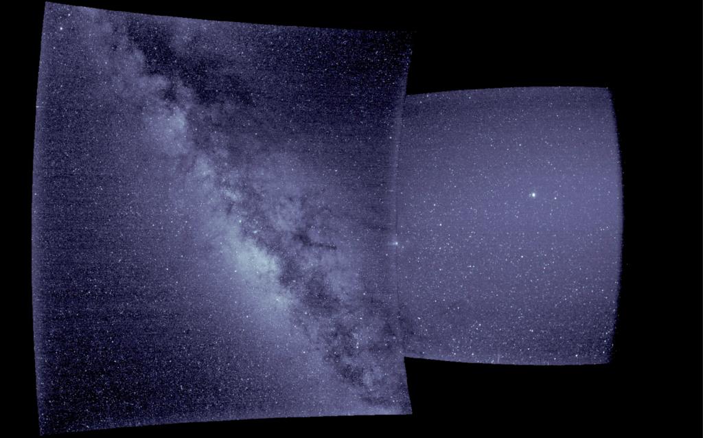 Снимки спутника
