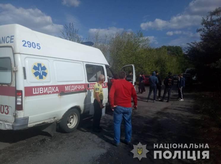 стрельба в Харькове.