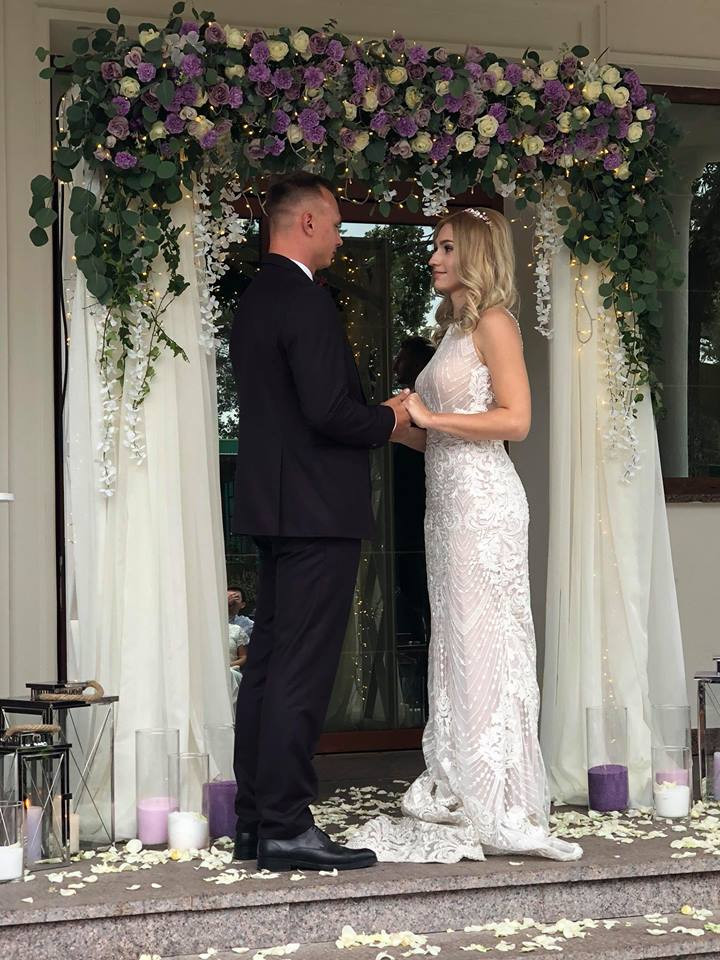 свадьба Абраменко