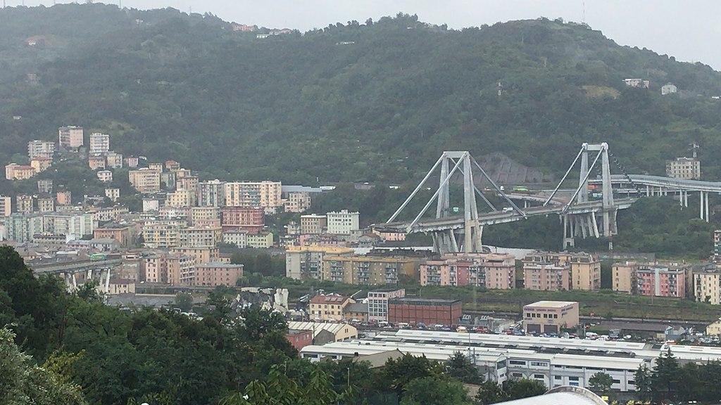 Генуя мост