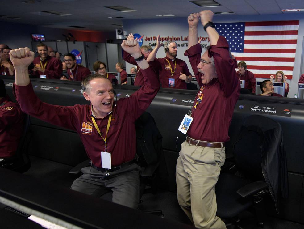 Лаборатория реактивного движение НАСА
