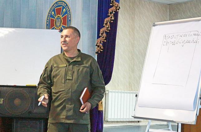 офицер кривенко