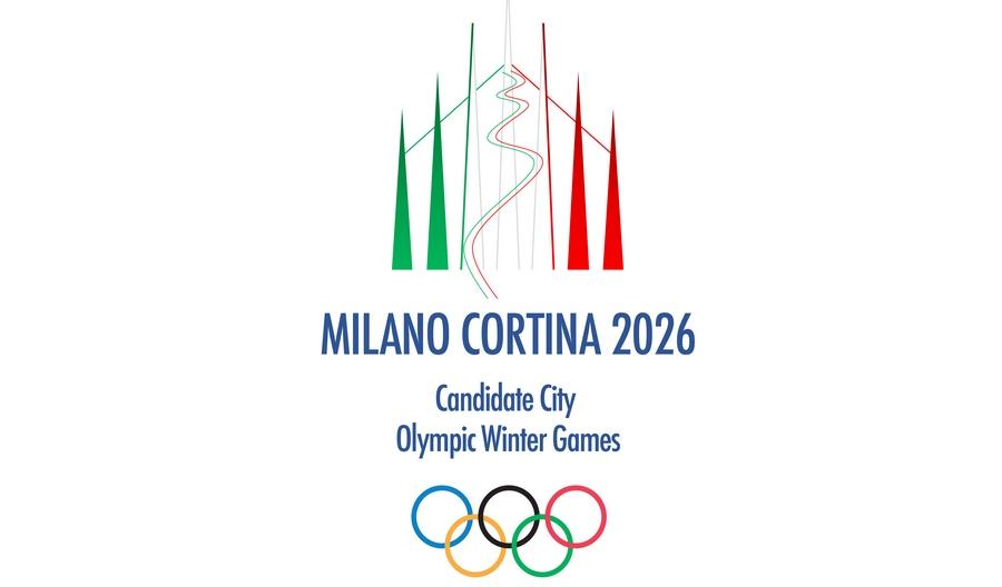 ОЛимпиада Милан-Кортина лого