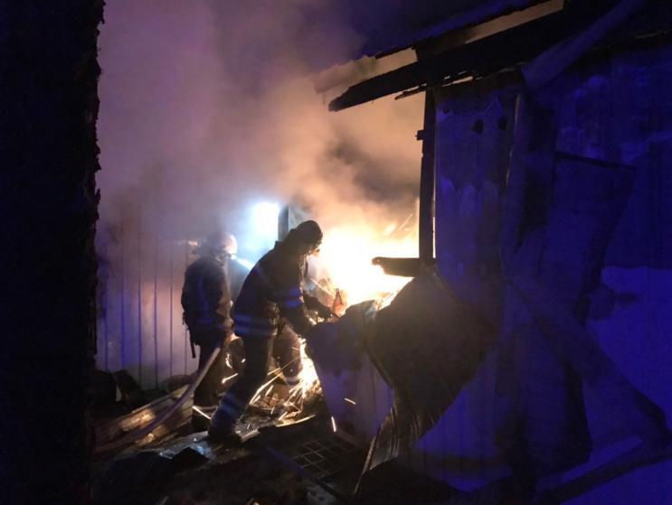 фото пожар