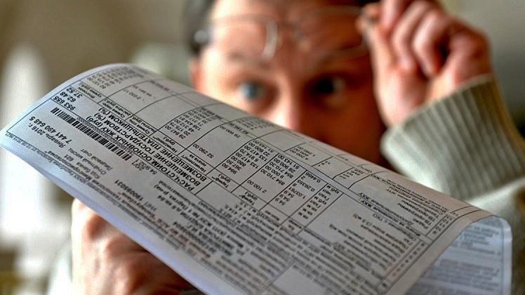 Большинство доходов граждан Украины идёт на еду и коммуналку