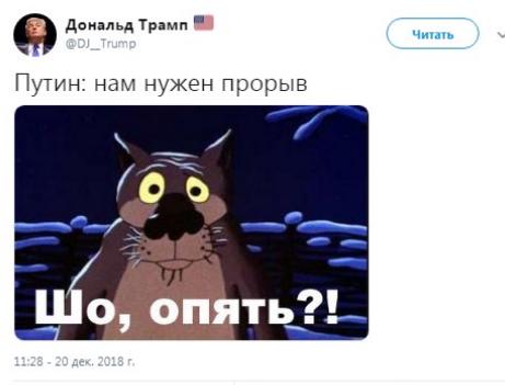 Путин восемь