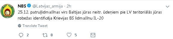 твит латвия