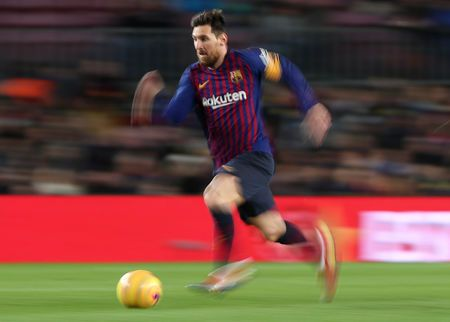 Голы футболиста месси