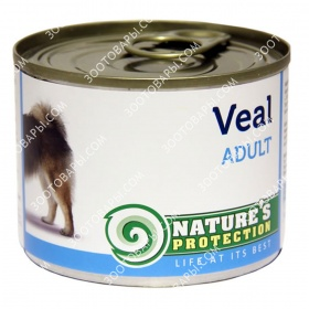 Nature's protection Veal