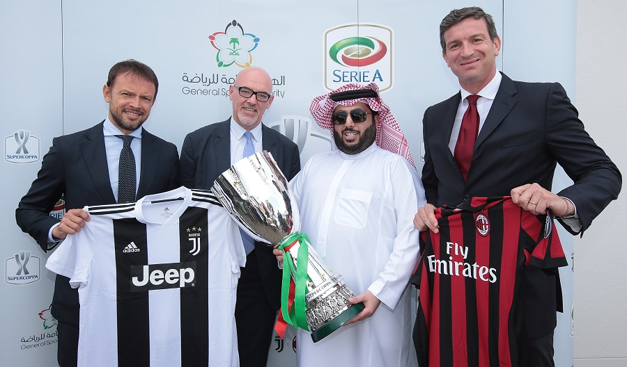 Суперкубок Италии Аравия