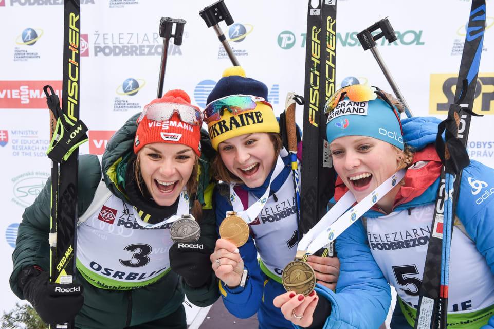 Екатерина Бех призёры
