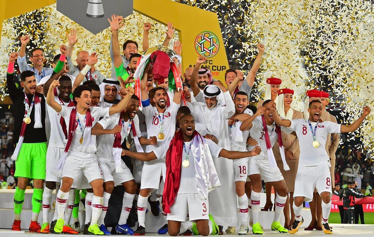 Кубок Азии Катар
