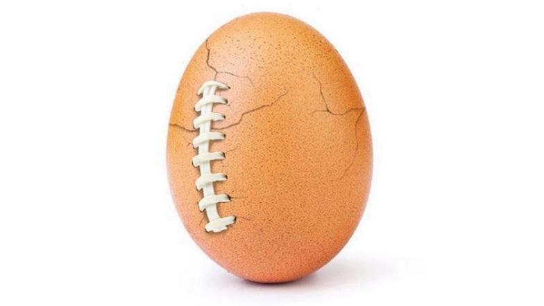 Яйцо супербол