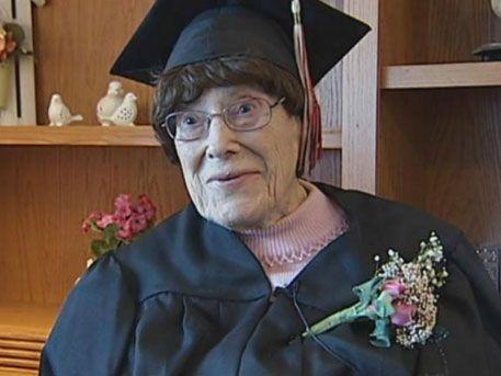 103-летняя американка
