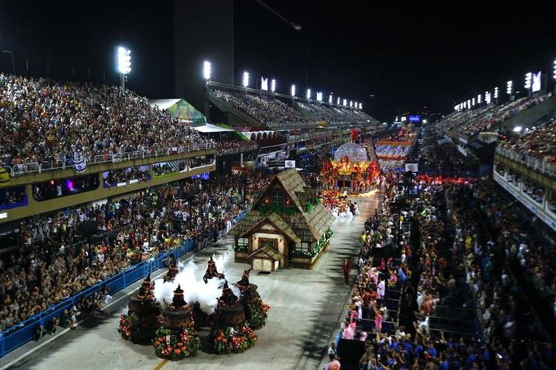 карнавал 2019