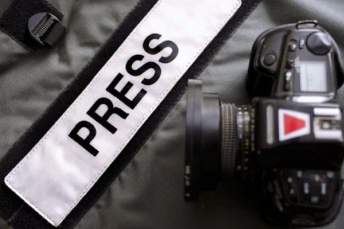 нападение на журналистов