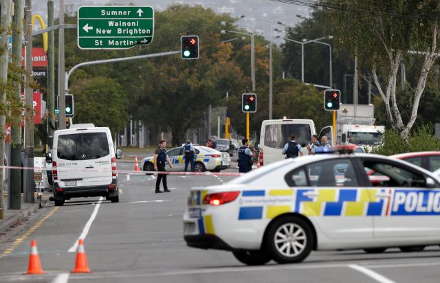 полиция Новая Зеландия