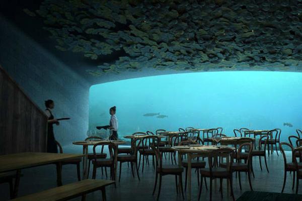 ресторан изнутри