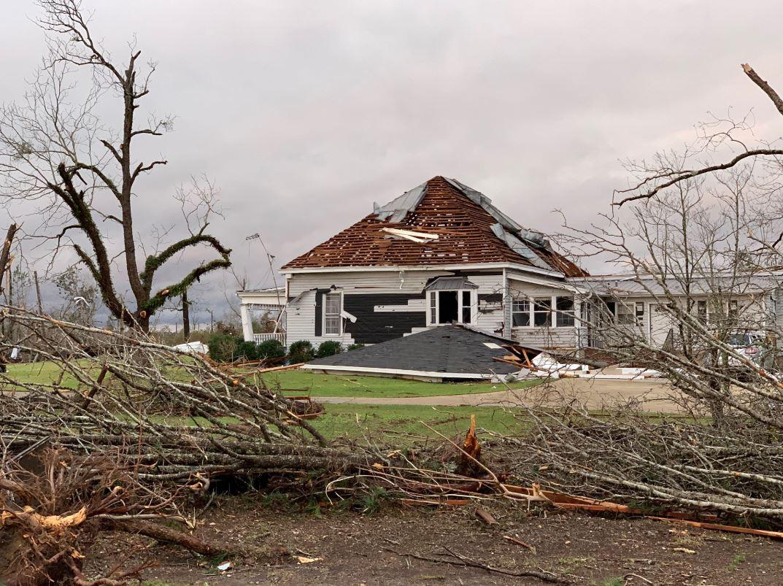 торнадо Алабама