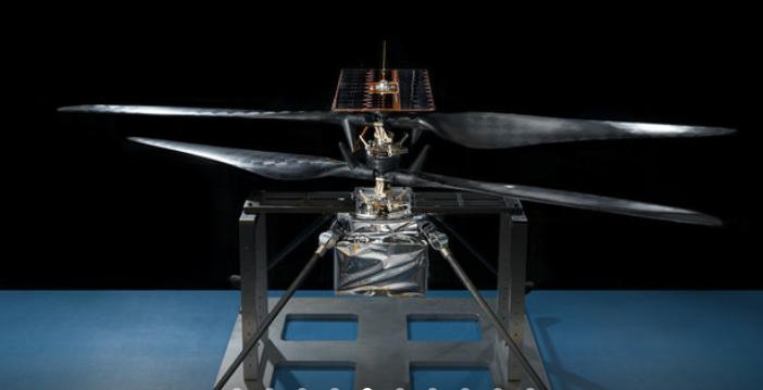 Вертолет для Марса