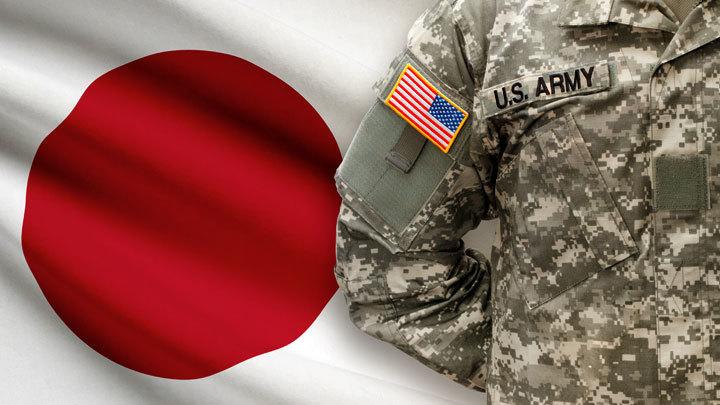 Япония-США