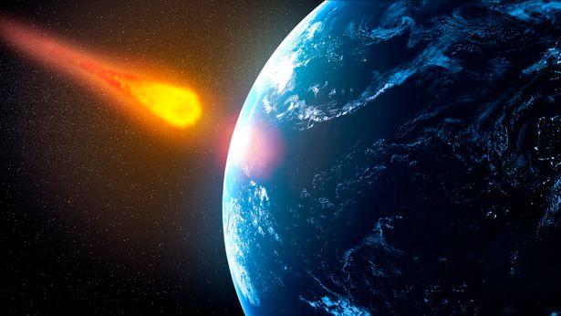 астероид убийца