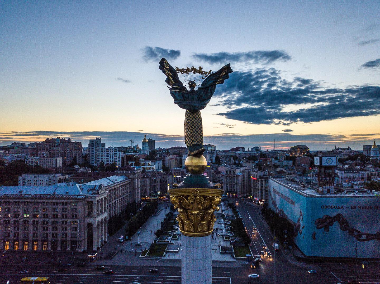 Киев в картинках, днем медсестры