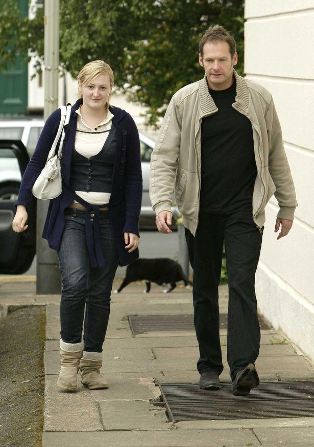 Люси с отцом