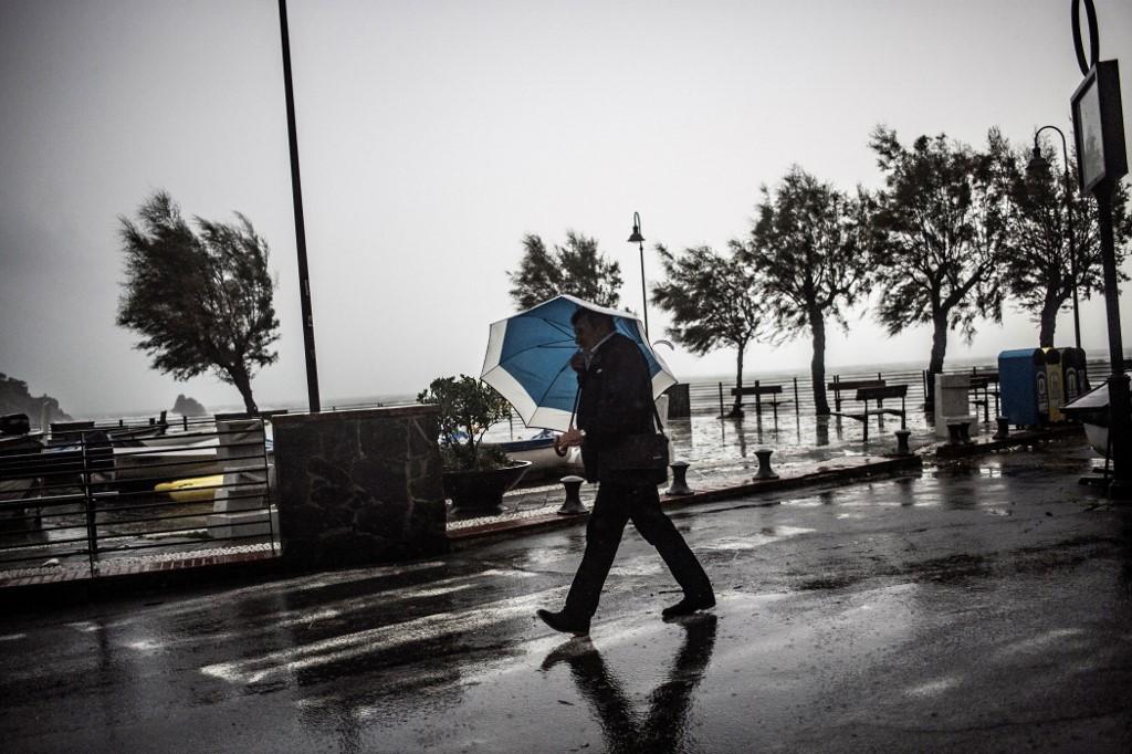 непогода Италия