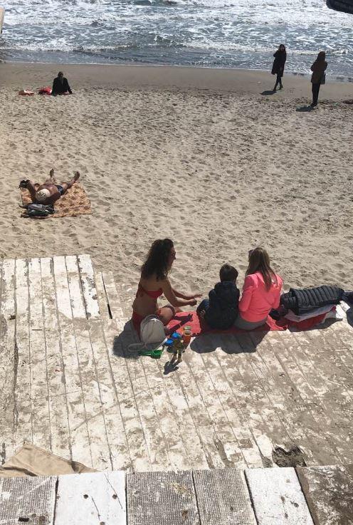 пляжный сезон Одесса
