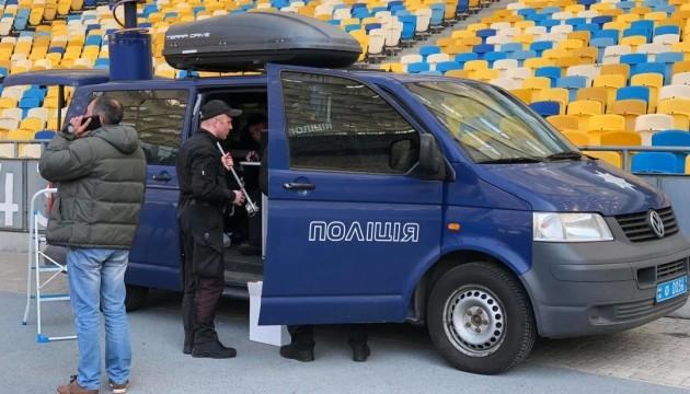 Полиция на НСК