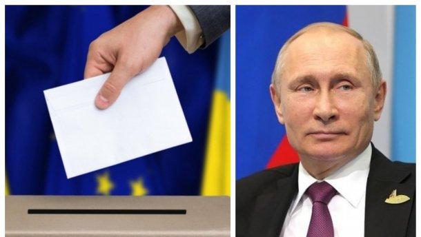 Путин и выборы в Украине