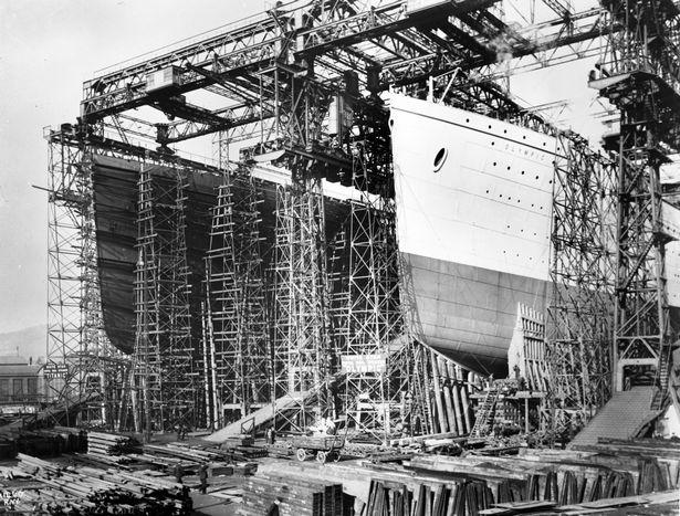 создание корабля