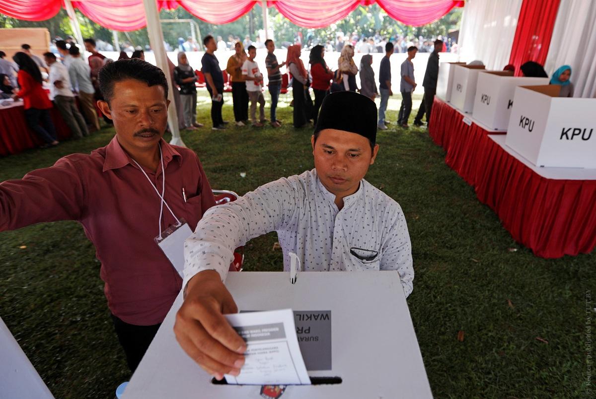 Выборы в Индонезии
