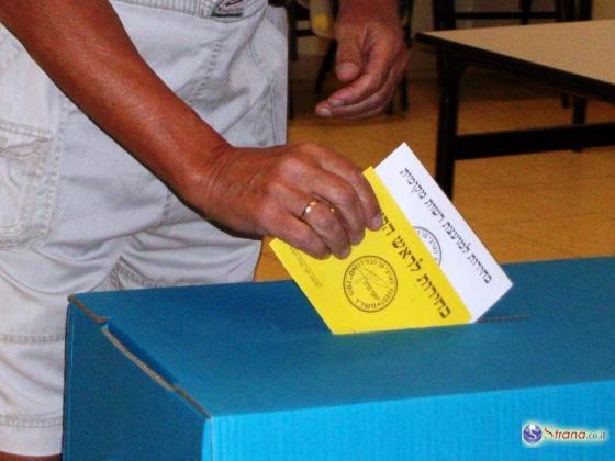 Выборы в Израиле