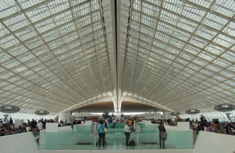 аэропорт Руасси