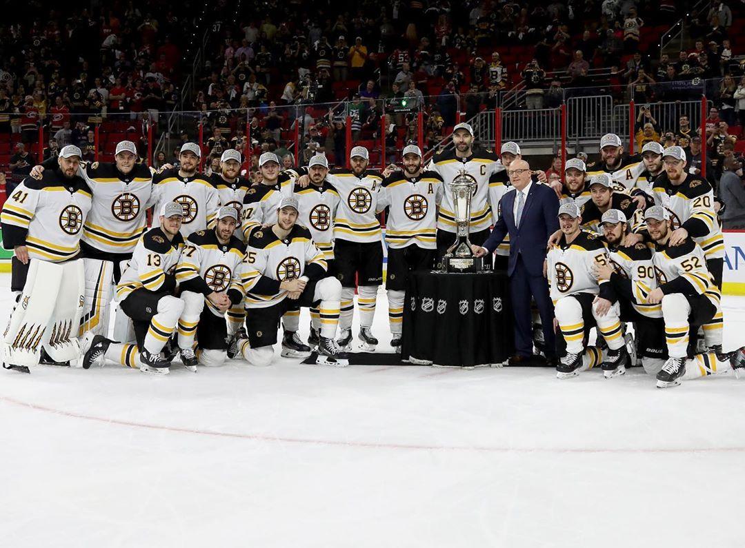 Бостон Кубок