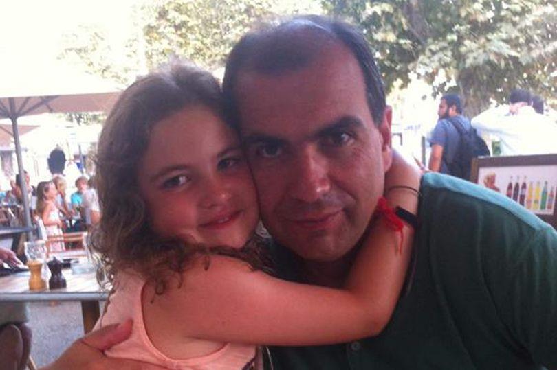 дочь и отец