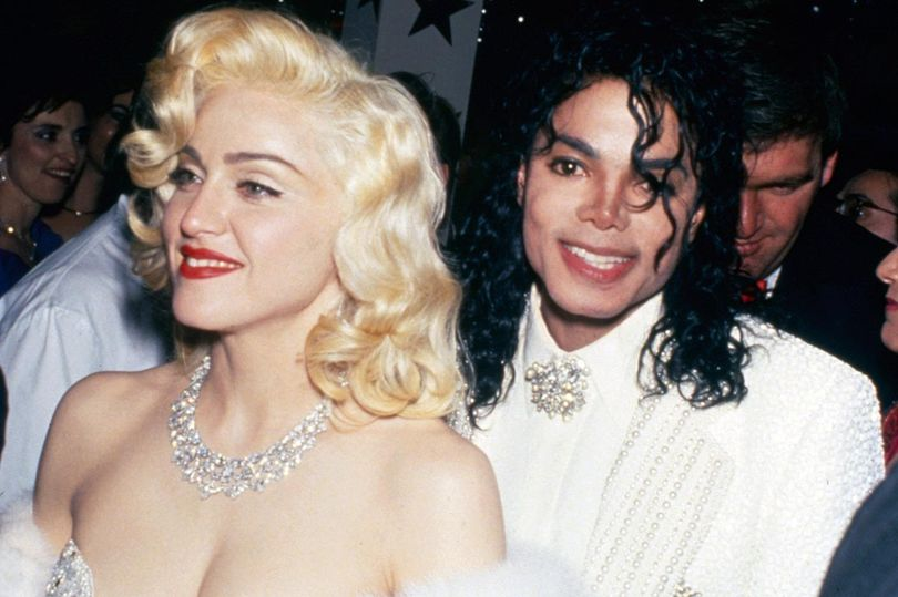 Мадонна и Джексон