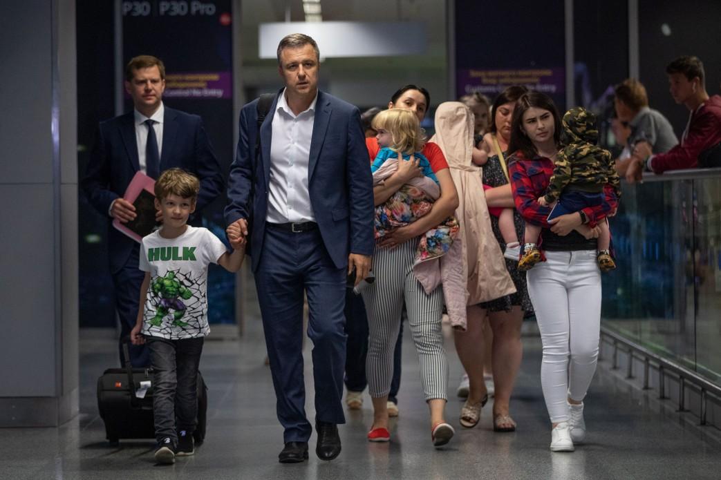 дети из грузии.